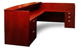 Mayline Reception Desk Mayline Mira Desk For Your Office Need Office Architect