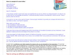 amazing cover letter examples 89 amazing example of a resume