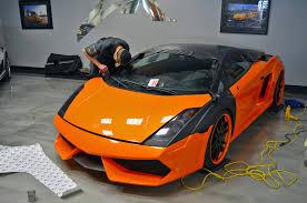 Lamborghini Gallardo Orange - zr auto blog 1500hp heffner tt lamborghini gallardo goes matte black
