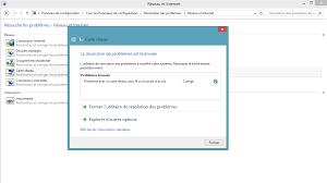 Problème Carte Réseau Wifi Dans Problème Carte Réseau Windows 8 Wifi Et Cpl Réseaux Grand