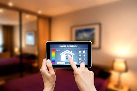 Smart Home Technology by The Latest In Smart Home Technology With Frontier Internet