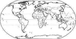 world map coloring page coloring download coloring pages regarding