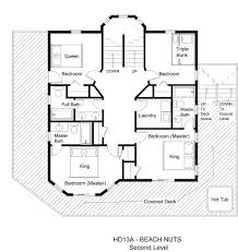 floor plans craftsman style homes hd13a beachnuts fl2 open plan
