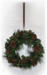 haute decor adjustable length wreath hanger 20 lb