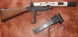 starting a sten mk v sbr in the us