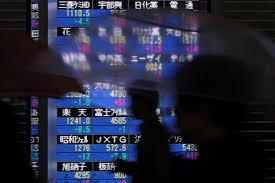 La Bourse Doute De La Les Bourses De York Et De Battent Des Records La Croix
