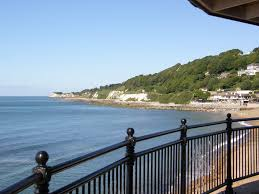 esplanade from the band stand ventnor mapio net