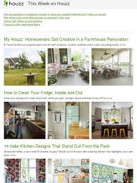 How To Clean A Farmhouse by Houzz How To Deep Clean Your Fridge Renovated Farmhouse And