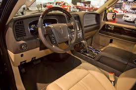 lincoln interior car picker lincoln navigator interior images