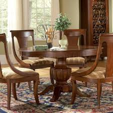 Decorate Round Dining Table Why Round Pedestal Dining Table Is Perfect For Your House