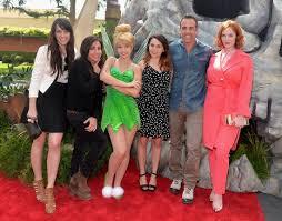 disney u0027s pirate fairy cast celebrates premiere