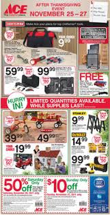 ace hardware black friday 2017