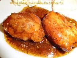 cuisiner des cuisse de poulet hauts de cuisses de poulet au sirop d érable et au vinaigre