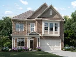multiple family home plans herrington trace new homes in ga 30041 calatlantic homes