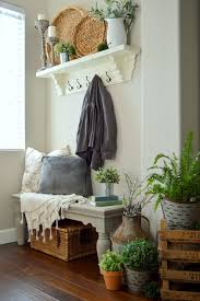 simple spring entryway february 2016 mondays and spring