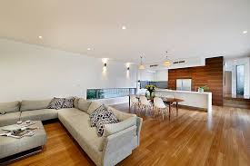 open floor plan design floor plan house interior design located in australia