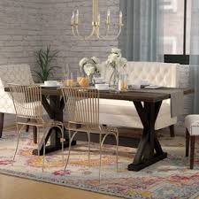 few piece dining room set the quality of life home kitchen dining tables you ll love wayfair