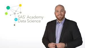 sas academy for data science certification programs sas