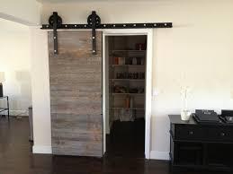 Oversized Closet Doors Reclaimed Grey Barn Siding Sliding Door Bedroom Closet Doors