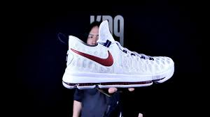 Nike Kd 9 unboxing nike kd 9 usa with leo chang