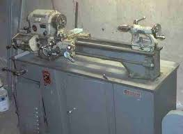 Metal Bench Lathes For Sale Rockwell 10