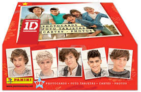 2012 panini one direction photocards set info boxes images more