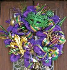 mardi gras mesh bow hanger search bow holders