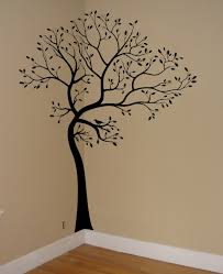 large big tree bird wall decaldeco sticker mural wall
