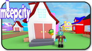Design This Home Games Roblox Meepcity Let Design This House Youtube