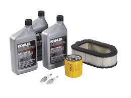 amazon com kohler gm62347 maintenance kit for 17 18 20 kw