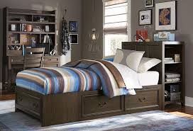 camden twin size ultimate storage beds