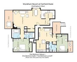 Wyndham Nashville One Bedroom Suite Wyndham Resort At Fairfield Glade 0072 Details Rci