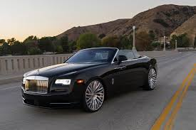 roll royce dawn car gallery
