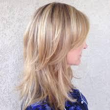 even hair cuts vs textured hair cuts darn cool medium length hairstyles for thin hair