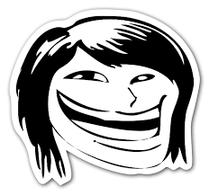 Gross Face Meme - some funny and some just stupid stickers stickerapp