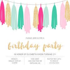 invitations for 13th birthday party milestone birthday party invitations u2014 mixbook blog