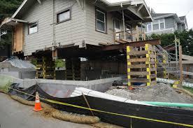 Basement Car Lift Foundation Systems Restoration Repair New Basement House Raising