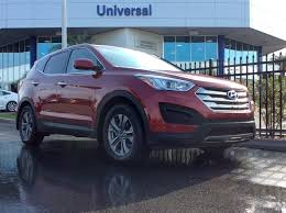 2015 hyundai santa fe mpg used hyundai santa fe sport 2015 for sale in orlando fl 256882