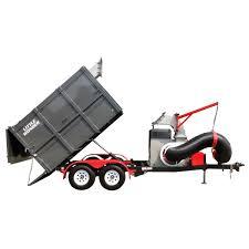 35hp u0026 36hp 10 yard hydraulic dump self contained truckloader