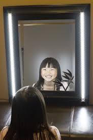 2pcs makeup mirror white led light professional series vanities