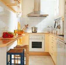 Kitchen Furniture For Small Spaces 47 Best Galley Kitchen Designs Decoholic Intended For Small