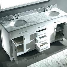 72 bathroom vanity top double sink 72 inch bathroom vanity double sink michaelfine me