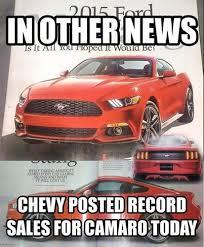 Ford Mustang Memes - funny anti mustang or anti ford memes camaro6