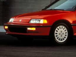 1989 Civic Si Honda Civic Si Hatchback 1990 Pictures Information U0026 Specs