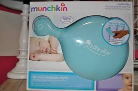 Vibrating Mattress Pad For Crib Munchkin Lulla Vibe Vibrating Mattress Pad And Light My Way