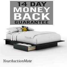 the 25 best platform bed frame full ideas on pinterest king