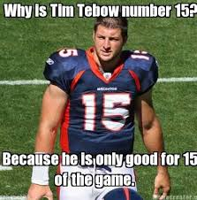 Tebow Meme - photos memes about birthday boy tim tebow even funnier now that