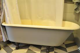 do you really want a clawfoot tub