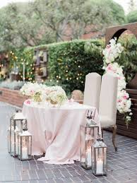 bride and groom sweetheart table romantic flower decorative sweetheart table hacks for wedding