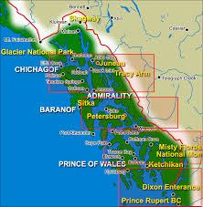 Dutch Harbor Alaska Map by Alaska Map Map State